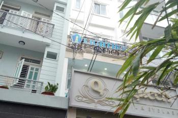 Bán tòa nhà HXH 10m CMT8, P4, Tân Bình, hầm 6 lầu, HĐT 60tr/th, giá chỉ 16,5 tỷ. LH 0933099068