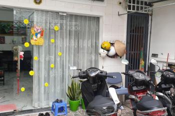Nhà bán 2 mt hẻm 332 Phan Văn Trị, P11, Q. Bình Thạnh, HCM