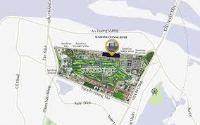 Bán CH duplex cao cấp Sunshine Crystal River - Ciputra, 8,9 tỷ, 121m2, nội thất ngoại, vay LS 0%