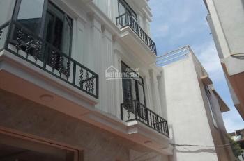Bán nhà đẹp lô góc bánh chưng 2 mặt tiền trong ngõ 66 Trung Hành, Hải An, Hải Phòng