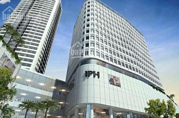 Cho thuê văn phòng hạng A tòa nhà IPH Indochina Plaza, Hà Nội, 50 - 1000m2, LH: 0986571132 (zalo)