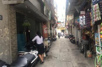 Chính chủ bán gấp nhà mặt ngõ Phố Chùa Láng - Đống Đa, kinh doanh, làm VP, cho thuê 0969709350