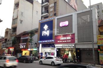 Chính chủ bán nhà mặt phố Bạch Mai, kinh doanh khủng, diện tích 28.5m2, MT 5m, giá 9.3 tỷ