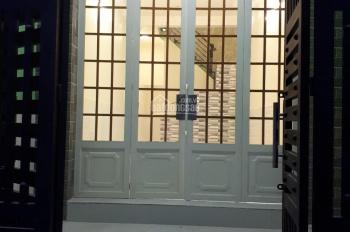 Chính chủ bán nhà hẻm 2549 Phạm Thế Hiển quận 8 nhà mới 50m2 giá 3tỷ6 sổ đỏ chính chủ LH 0989611220
