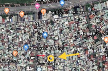 Bán nhà 2 tầng kiệt 92 Đinh Tiên Hoàng, Hải Châu, Đà Nẵng