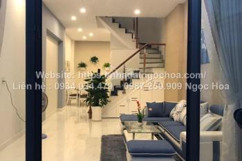 Bán nhà gần chợ Thạch Đà đường Phạm Văn Chiêu,P.9,Gò Vấp, nhà phố siêu đẹp full nội thất, giá 5tỷ85