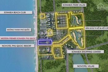 Bán nhà phố thương mại SS28, SS15 và SV12 giá 7,5 tỷ thuộc tổ hợp Sonasea Villas & Resort Phú Quốc