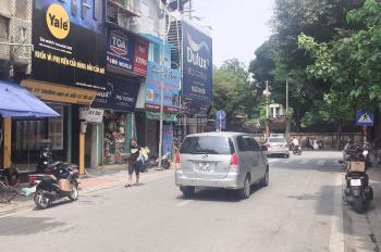 Bán nhà mặt phố Nguyễn Khuyến, Đống Đa, 32m2, 4 tầng, vỉa hè, kinh doanh đỉnh, LH 0987291221