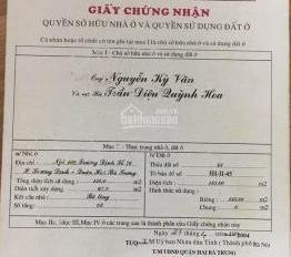 Cần bán nhà biệt thự liền kề phố Trương Định, quận Hai Bà Trưng, căn 2 mặt thoáng, ô tô đỗ cửa