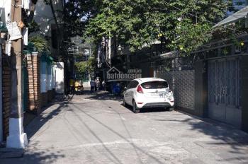 Bán nhà hẻm xe hơi Thăng Long, P4, Q. Tân Bình. DT 4,4m x 11m nhà đẹp 3 lầu vị trí đắc địa