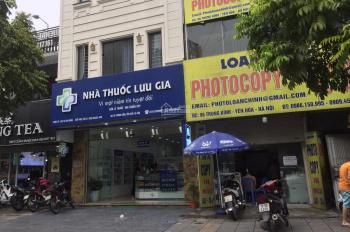 Cho thuê sàn thương mại phù hợp kinh doanh nhiều hình thức ở số 78 Triều Khúc - Thanh Xuân