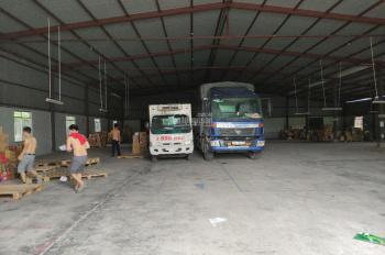Kho xưởng ở gần cảng Đình Vũ, DT 1220m2, xe công vào tận nơi
