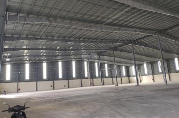 Cho thuê 4 nhà xưởng cạnh nhau tổng DT 7000m2 tại An Lão - Hải Phòng. Có thể thuê lẻ