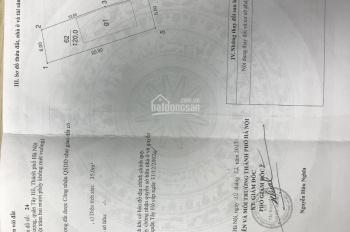 Ngân hàng bán 228m2 đất thổ cư mặt tiền tại An Dương Vương, phú Thượng, Tây Hồ, Hà nội
