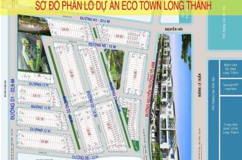Bán đất trung tâm Long Thành, CK 2-5%, quy hoạch 1/500, TC 100%. 0937 993 256