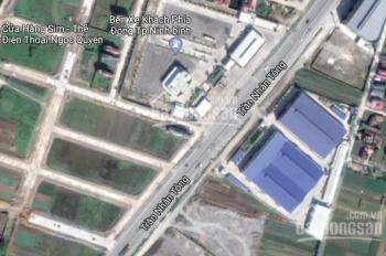 Bán đất mặt đường to nhất Tp Ninh Bình, phù hợp với ý tưởng kinh doanh