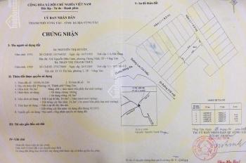 Bán đất hẻm 169 Lưu Chí Hiếu, vị trí gần chợ, hẻm xe hơi dân cư ổn định