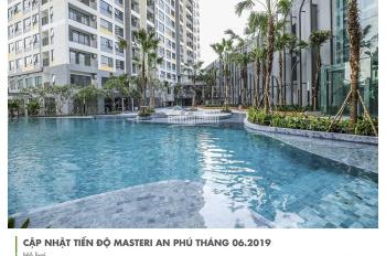 Cần bán gấp căn 2PN Masteri An Phú, giá rẻ nhất thị trường, đã nhận nhà. LH 0909288166