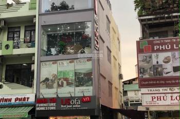 Bán nhà mặt tiền Nguyễn Trãi P. 2 quận 5, DT: 5m x 20m, 3 lầu, giá 39 tỷ. SĐT: 0918606039