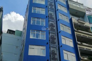 Cho thuê tòa nhà MT Bến Nghé, 8 tầng, DT: 6x28m, ngay phố Nhật 0969. 615. 715