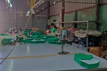 Bán xưởng may 1200m2 tại Lương Sơn, Hòa Bình