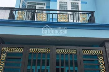 Nhà 2 lầu, 4,2x15m gần chợ Đại Hải Xã Xuân Thới Thượng, Hóc Môn