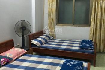 Cho thuê nhà làm căn hộ dịch vụ, phố Lê Thanh Nghị, 60m2x6 tầng, 11 phòng khép kín, giá 28tr/th