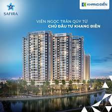 Chuyển nhượng căn hộ Safira Khang Điền Q9, 1PN 2PN giá tốt, đã cất nóc. 0917535559