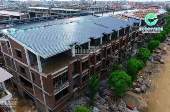Phân phối dự án Ecorivers Hải Dương shophouse, liền kề, biệt thự đơn lập, song lập