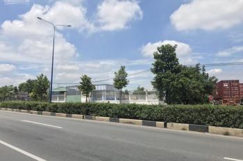 Cho thuê mặt bằng 3000m2 làm nhà xưởng, kho hàng hóa, có sẵn văn phòng 180m2, điện 3 pha