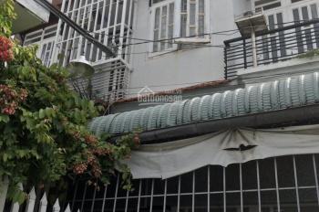 Nhà có sổ SHR biệt, hỗ trợ vay ngân hàng, DT 3.8x13m, 1 lầu 2 PN và 2WC, hẻm 1806 Huỳnh Tấn Phát