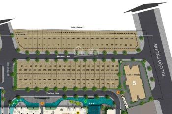 Bán nhanh lô đất nhà phố 7*20m trong khu La Casa, giá tốt nhất thị trường 63,5tr/m2, LH 0909904543