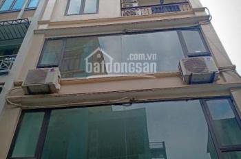 Nhà riêng phố Hồng Mai làm văn phòng, spa, trung tâm Anh ngữ, 60m2 x 5 tầng, mặt tiền 6m