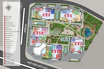 Cần sang nhượng sàn thương mại CC Iris Garden, căn góc mặt đường 15.6 tỷ, 294m2. LH 0915200990