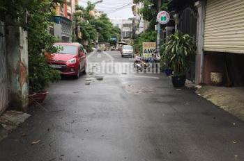 Bán nhà hẻm nhựa 6m thẳng đường Gò Dầu gần ngã tư Tân Sơn Nhì. DT 4mx21m, cấp 4, cũ tiện xây mới