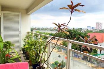 Cho thuê căn hộ 2 phòng ngủ River Garden view sông giá 25 triệu/tháng, liên hệ 0963999241