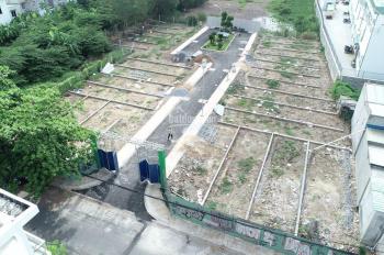 Bán đất nền sổ đỏ Bình Tân, xây dựng tự do, cơ sở điện nước âm hoàn thiện, công chứng mua bán ngay