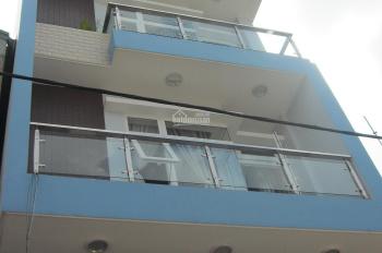Cho thuê nhà mặt tiền Trương Công Định gần Bàu Cát, phường 14, DT: 5m x 20m, trệt - 3 lầu, 25 tr