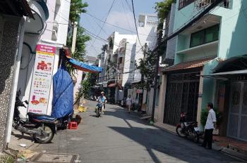 Bán nhà hẻm xe hơi 491 Nguyễn Đình Chiểu, P2, Q3. DT: 3,2x10m, giá chỉ 6,5 tỷ