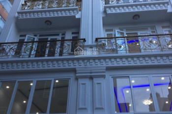 Hot! Nhà mặt tiền Huỳnh Mẫn Đạt quận 5, khan hiếm 8x15m, 5 tầng, sát khu gara ô tô An Dương Vương