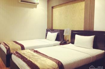 Cho thuê khách sạn 3 sao gồm 102 phòng Đông Du, Bến Nghé, Quận 1 giá 1.39 tỷ/th bao thuế VAT