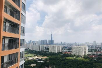 Cho thuê căn hộ cao cấp The Sun Avenue Q2, 2PN, 75m2, nhà trống, giá chỉ 10tr/tháng, bao PQL