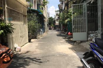 Cho thuê mặt bằng kinh doanh HXH đường Quang Trung Gò Vấp ngay siêu thị Văn Lang DT 60m2 giá 8tr