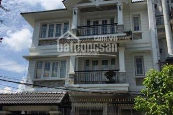 Nhà góc 2 mặt tiền hẻm HXH Trần Quang Diệu, Quận 3, DT 4.5x15m, trệt 3 lầu, giá 7,8 tỷ TL
