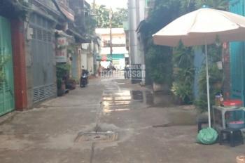 Bán nhà hẻm 3m Âu Cơ, Phú Trung, DT 5,3x13m, nhà 1 trệt, 1 lầu, hướng ĐB, giá 5,3 tỷ. LH 0902790211