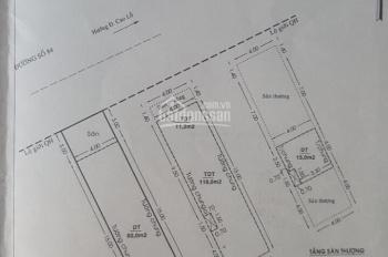 Cần bán nhà nguyên căn đường 84 Cao Lỗ giá rẻ, diện tích: 79m2, giá 8,9 tỷ, LH: 0934149391