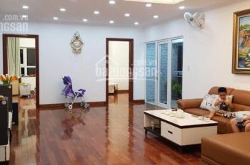 Chính chủ bán căn hộ M5 Nguyễn Chí Thanh, DT 133m2, đầy đủ nội thất xịn