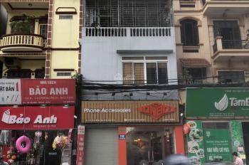 Chính chủ cần bán nhà mặt phố 152 Trần Bình, Mỹ Đình 1, Nam Từ Liêm - LH: 0983293934