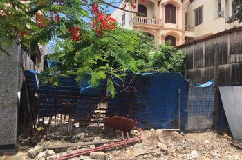 Chuyển nhượng 02 lô đất mặt đường Nguyễn Hữu Cầu, Đồ Sơn, HP, giá 17.5tr/m2. LH: 0912990006