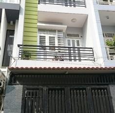 Chỉ hơn 6 tỷ bán gấp nhà 2 tầng tuyệt đẹp, 3PN, 3WC, DT= 60m2 Phan Văn Sửu gần ETown, P13, Tân Bình